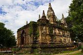 Thai Ancient Pagoda
