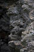 Granite Rock Close-Up