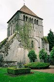 Old Church In France