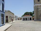 The Hymn Square In Bayamo