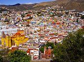 Colinas de Guanajuato México