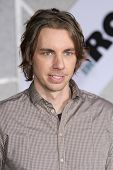HOLLYWOOD, CA - JAN 27: Dax Shepard attends the When In Rome premiere on January 27th 2010 at the El