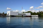 Arizon Memorial - Pearl Harbor