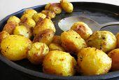 South Indian Potato Fry