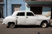 Cuba Oldtimer Car