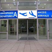 Airport Dimocritos Alerxandroupolis Greece