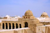 Great Mosque Of Kairouan, Tunisia