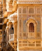 Haveli in Jaisalmer India