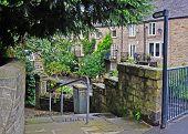 Hayfield Derbyshire UK.