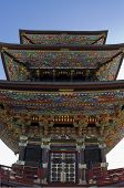 Colorful Japanese Pagoda