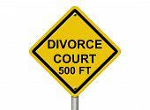 Heading For Divorce Court