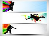 image of cricket  - Cricket website headers or banners - JPG