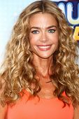 LOS ANGELES - APR 27:  Denise Richards arrives at the Radio Disney Music Awards 2013 at the Nokia Th