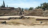 Roman forum of Emerita Augusta
