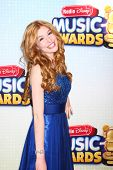 LOS ANGELES - APR 27:  Katherine McNamara arrives at the Radio Disney Music Awards 2013 at the Nokia Theater on April 27, 2013 in Los Angeles, CA