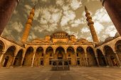 Mosque, Istanbul Turkey