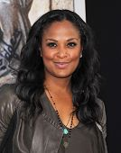 LOS ANGELES - APR 09:  Laila Ali arrives to the '42' Hollywood Premiere  on April 09, 2013 in Hollyw