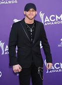 LAS VEGAS - APR 07:  Brantley Gilbert arrives to the Academy of Country Music Awards 2013  on April 07, 2013 in Las Vegas, NV.