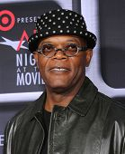 LOS ANGELES - APR 24:  Samuel L. Jackson arrives to the AFI Night At The Movies 2013  on April 24, 2