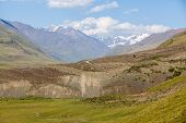 Tien Shan mountain range