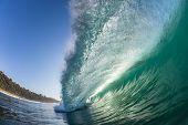 Wave Crashing Water Hollows