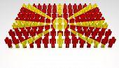 Macedonia Flag Parade