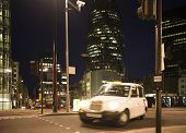 Taxi In City Of London