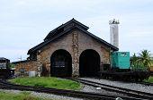 Train Service Yard