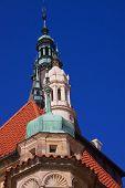 barocke Türme