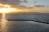 West kirby, Wirral sunset