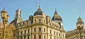 Classic Style Buildings Of Buenos Aires