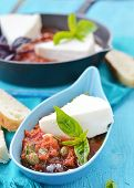 Cheese With Tomato Sause.