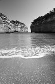 pic of 12 apostles  - Loch Ard Gorge on the Great Ocean Road Australia near the Twelve Apostles - JPG