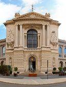 Oceanographic Museum Monaco