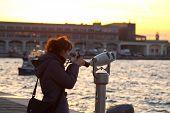 Photographer In Trieste