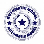 Automatic Model Stamp
