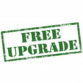Free Upgrade-stamp