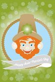 Irish Saint Patricks Day - Stock Illustration