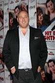LOS ANGELES - OCT 27:  Will Sasso at the