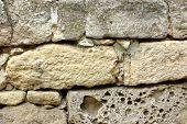 Old Stonework Wall
