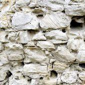 Weathered Limestone Rocks