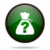 riddle green internet icon