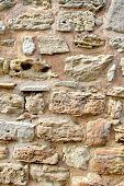 Decorativ Mosaic Stone Wall
