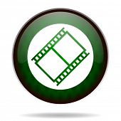 film green internet icon