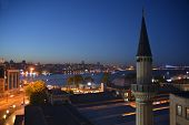 Istanbu, Night View