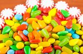 sweets candy caramel colorful texture