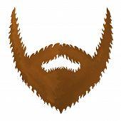 One Big Brown Beard