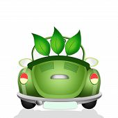 Ecological Car For Respect The Planet