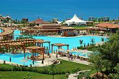 Summer Luxury Resort, Antalya, Turkey