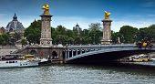 Paris - Bridge Of Alexandre Iii